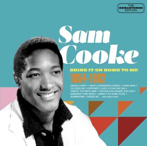 sam cooke bring it on home to me 1954 1962 2 cds jpc. Black Bedroom Furniture Sets. Home Design Ideas
