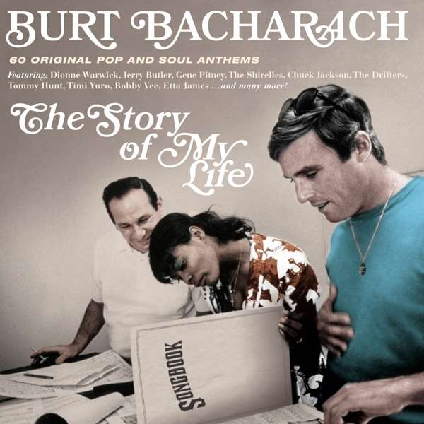 The Songs Of Burt Bacharach The Story Of My Life 2 Cds Jpc