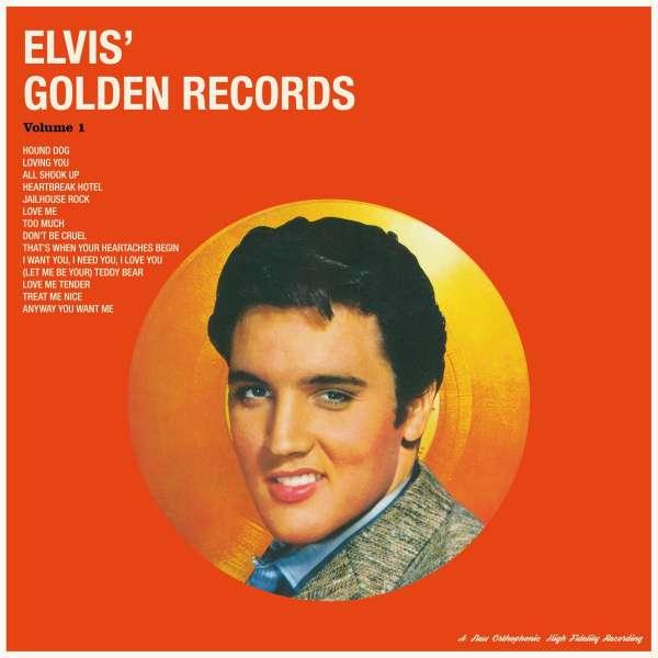 Elvis Presley Elvis Golden Records Volume 1 180g Lp