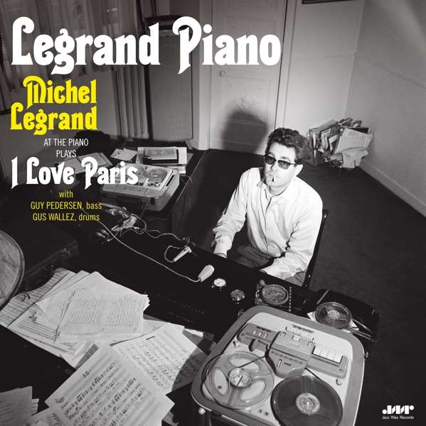 Michel Legrand Legrand Piano Remastered 180g Limited