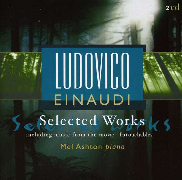 Ludovico Einaudi Filmmusik Selected Works 2 Cds Jpc