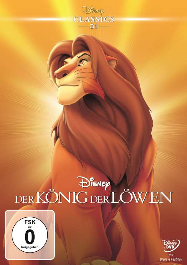 König Der Löwen 1 Dvd