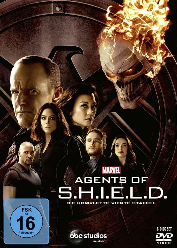 Agents Of Shield Staffel 2 Deutsch Dvd