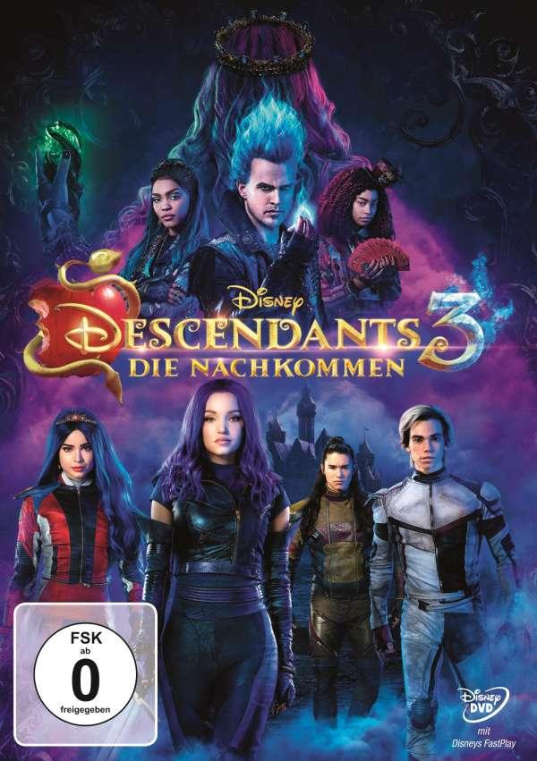 Descendants – die nachkommen