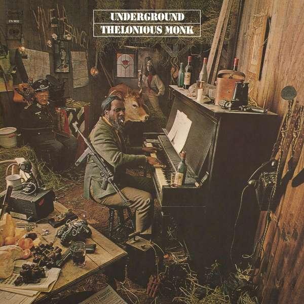 Thelonious Monk (1917-1982): Underground (remastered) (180g), LP