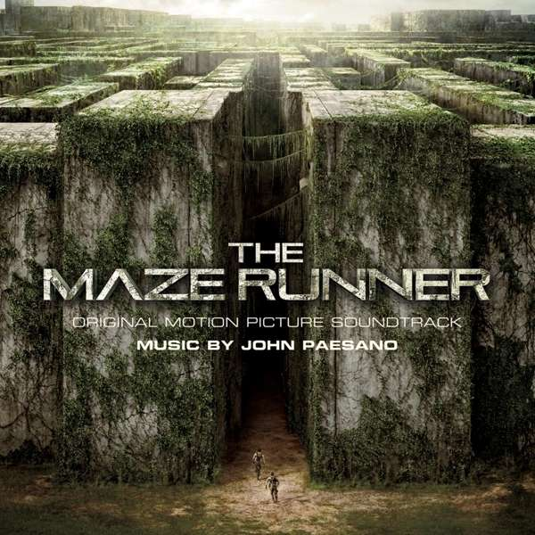 Filmmusik The Maze Runner 180g Limited Numbered Edition Clear