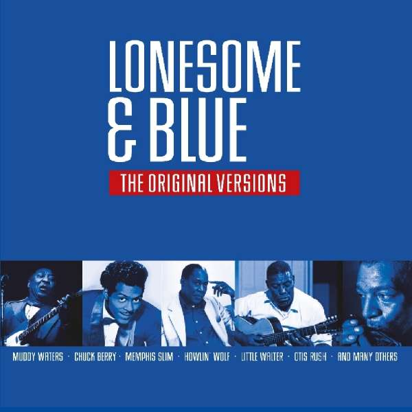 Lonesome Amp Blue The Original Versions Cd Jpc