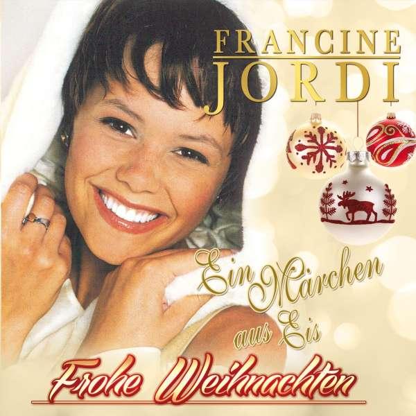 Frohe Weihnachten Cd.Francine Jordi Frohe Weihnachten Ein Märchen Aus Eis