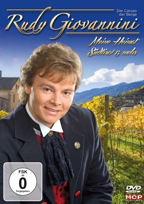 Rudy Giovannini Meine Heimat Sudtirol Mehr Dvd Jpc