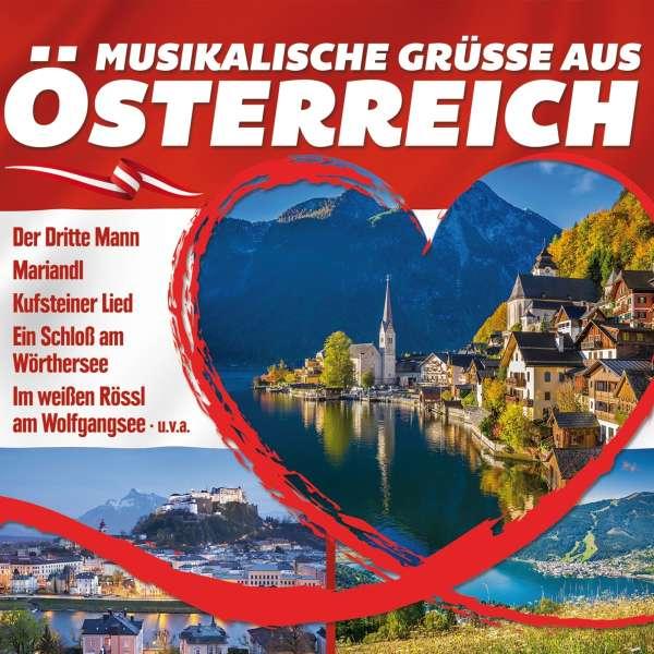 Musikalische Grüße Aus österreich 2 Cds Jpc
