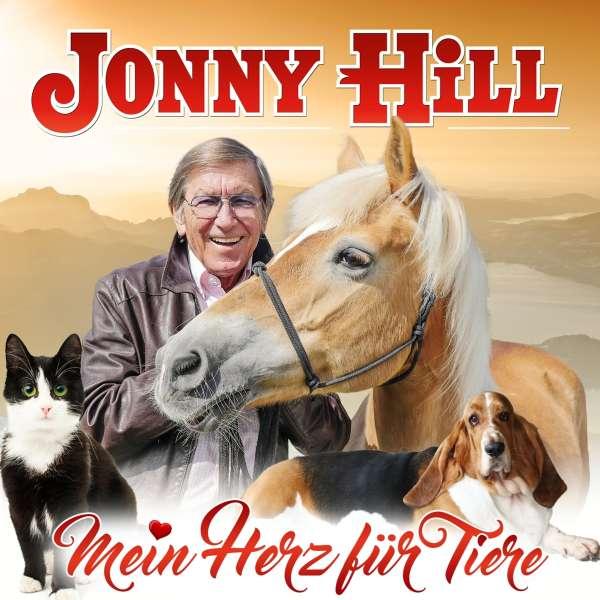 Berühmt Jonny Hill: Mein Herz für Tiere (CD) – jpc JD32