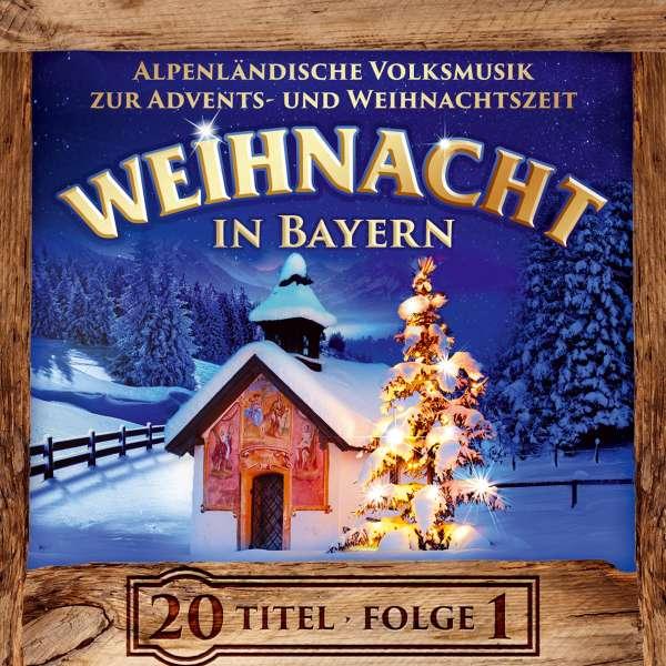 weihnacht in bayern folge 1 instrumental cd jpc. Black Bedroom Furniture Sets. Home Design Ideas