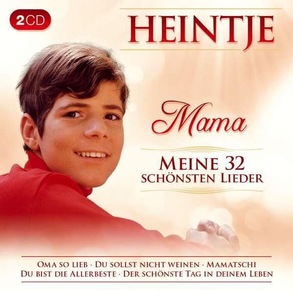 Hein Simons Heintje Mama Meine 32 Schonsten Lieder 2 Cds Jpc