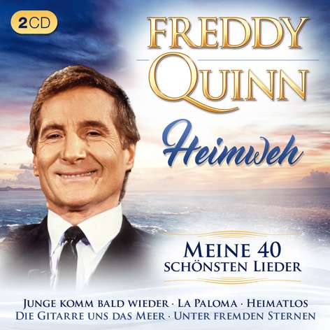 freddy quinn heimweh meine 40 sch nsten lieder 2 cds jpc. Black Bedroom Furniture Sets. Home Design Ideas