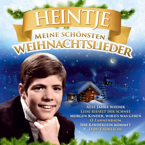Weihnachtslieder Cd.Hein Simons Heintje Meine Schönsten Weihnachtslieder
