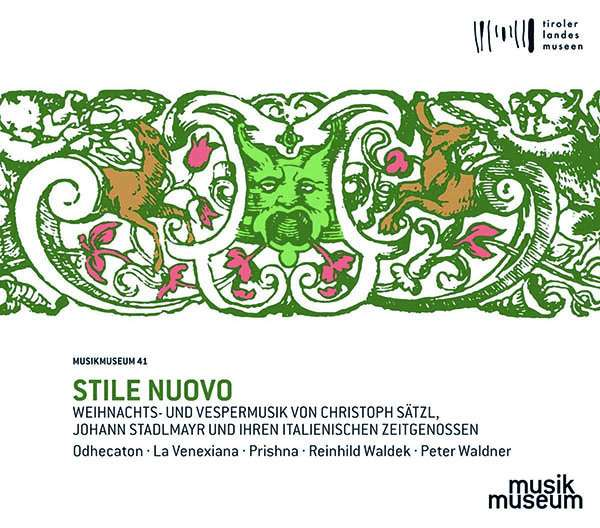 Stile Nuovo - Christmas and Vespers music, 2 CDs