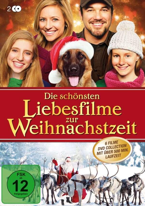 Die schönsten Liebesfilme zur Weihnachtszeit (6 Filme auf 2 DVDs) (2 ...