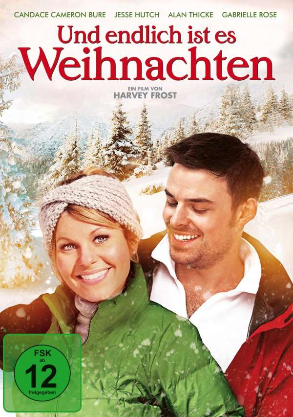 Und endlich ist es Weihnachten (DVD) – jpc