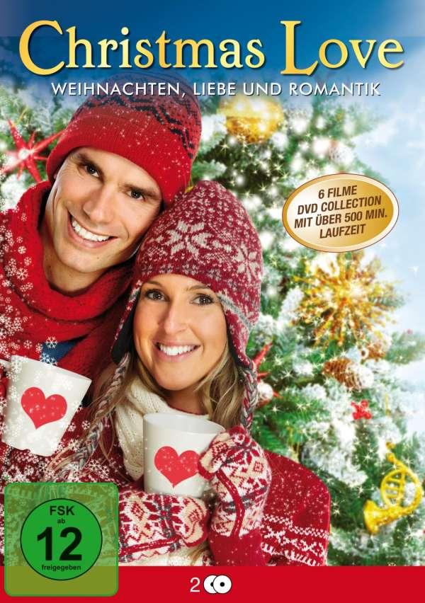 Christmas Love - Weihnachten, Liebe und Romantik (6 Filme auf 2 DVDs ...