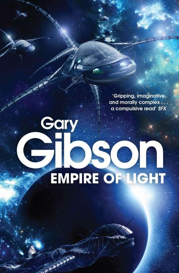 Gary Gibson: Empire of Light, Kartoniert / Broschiert