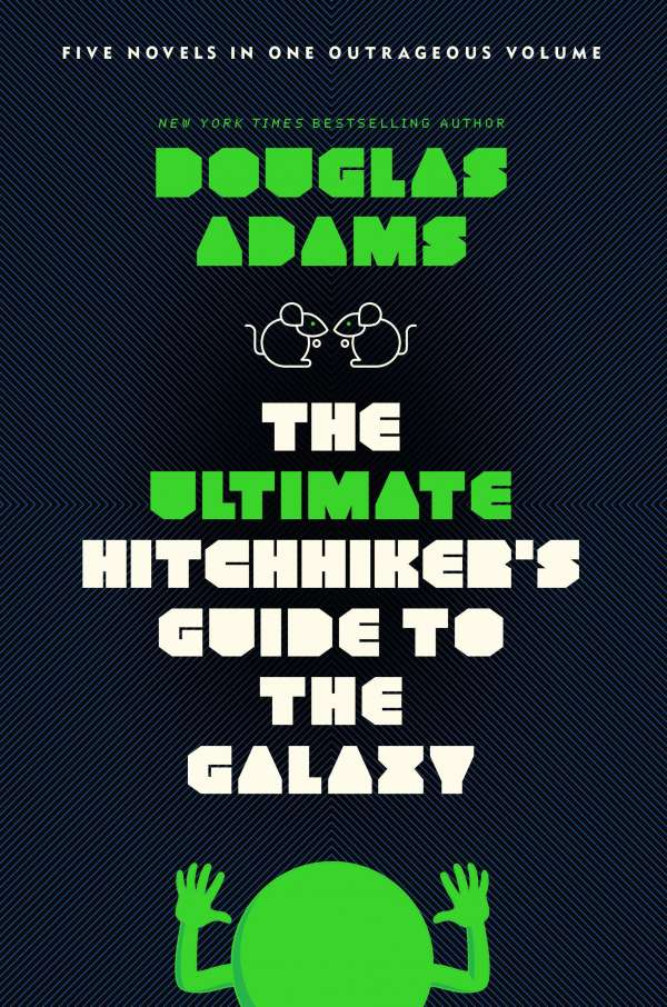 The ultimate hitchhiker's guide to the galaxy ebook epub/pdf/prc/mobi.