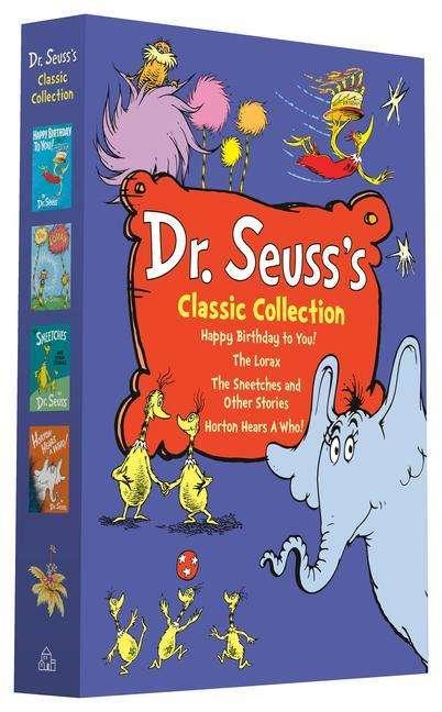 Amazon Com Happy Birthday To You Classic Seuss 9780394900766 Dr Seuss Books