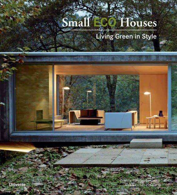 small eco houses cristina paredes benitez buch jpc. Black Bedroom Furniture Sets. Home Design Ideas