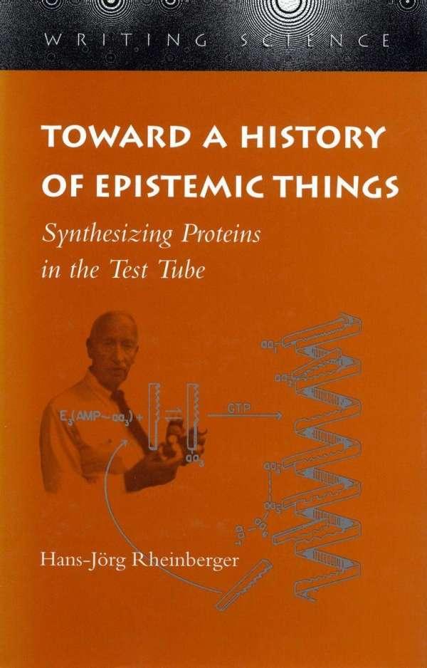 rheinberger towards a history of epistemic things pdf