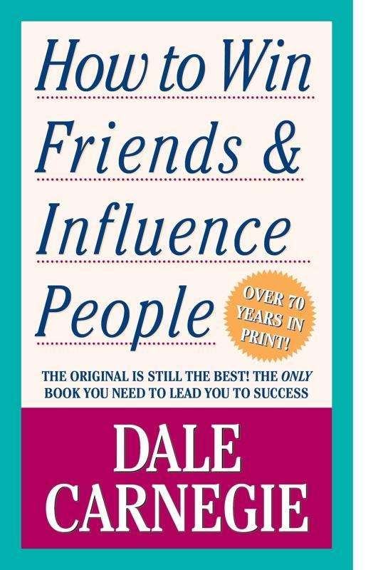 books like how to win friends and influence