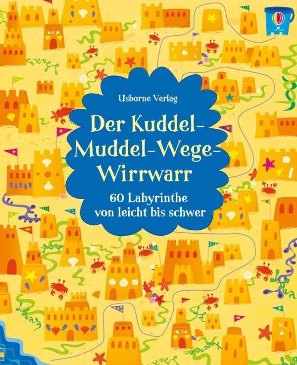 Der Kuddel-Muddel-Wege-Wirrwarr - Kirsteen Robson (Buch) – jpc