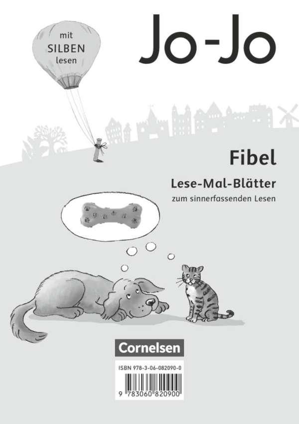 Jo-Jo Fibel 1. Schuljahr - Allgemeine Ausgabe - Neubearbeitung 2016 ...