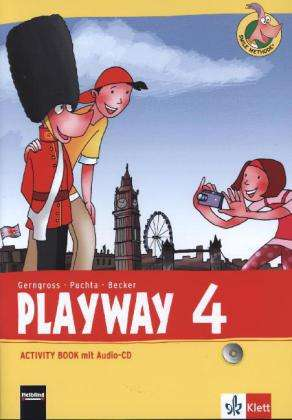 Playway 4 activity book cd rom download