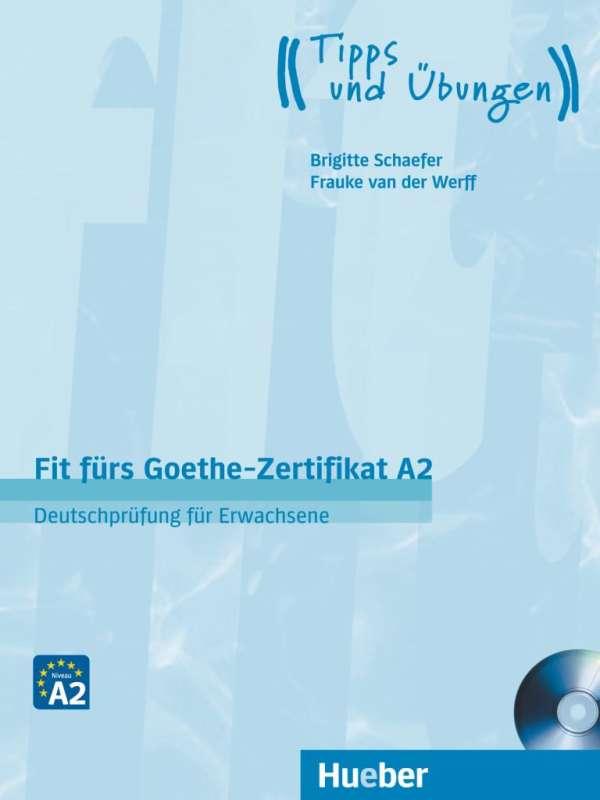 Fit Fürs Goethe Zertifikat A2 Lehrbuch Mit Audio Cd Brigitte