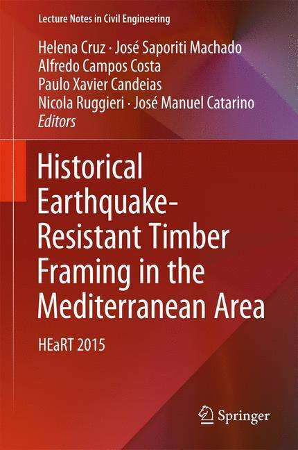 Historical Earthquake-Resistant Timber Framing in the Mediterranean ...