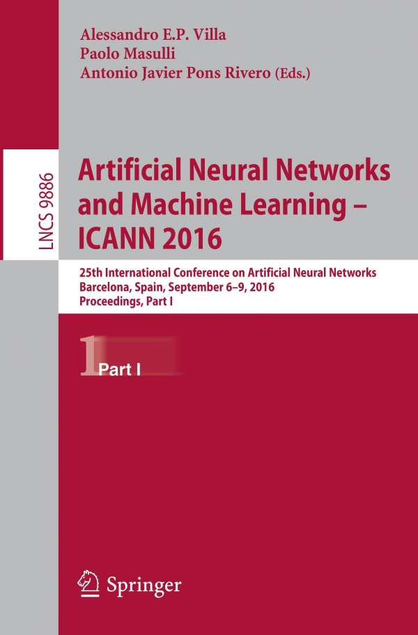 paper presentation on artificial neural networks Artificial neural networks (anns), which have been used to analyze complex data and to recognize patterns  a paper presentation.