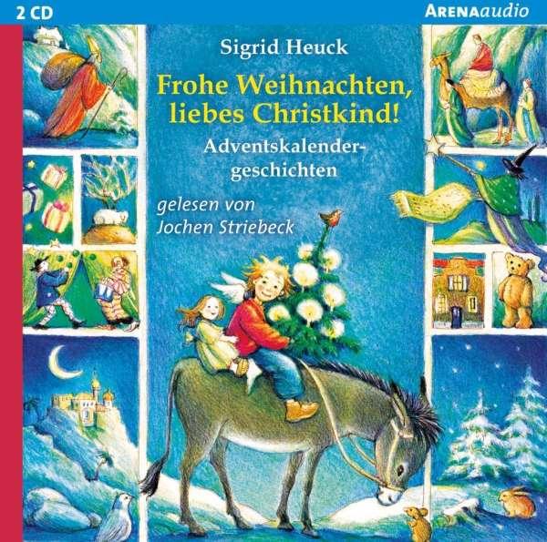 Frohe Weihnachten Cd.Sigrid Heuck Frohe Weihnachten Liebes Christkind
