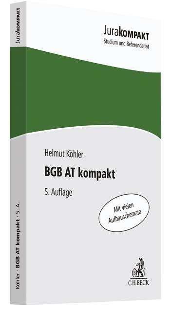 bgb at kompakt helmut k hler buch jpc