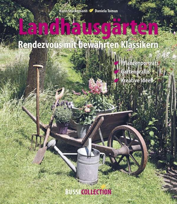 Landhausgarten Karin Stuckemann Buch Jpc
