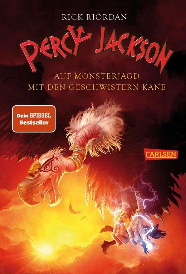 Percy Jackson Auf Monsterjagd Mit Den Geschwistern Kane