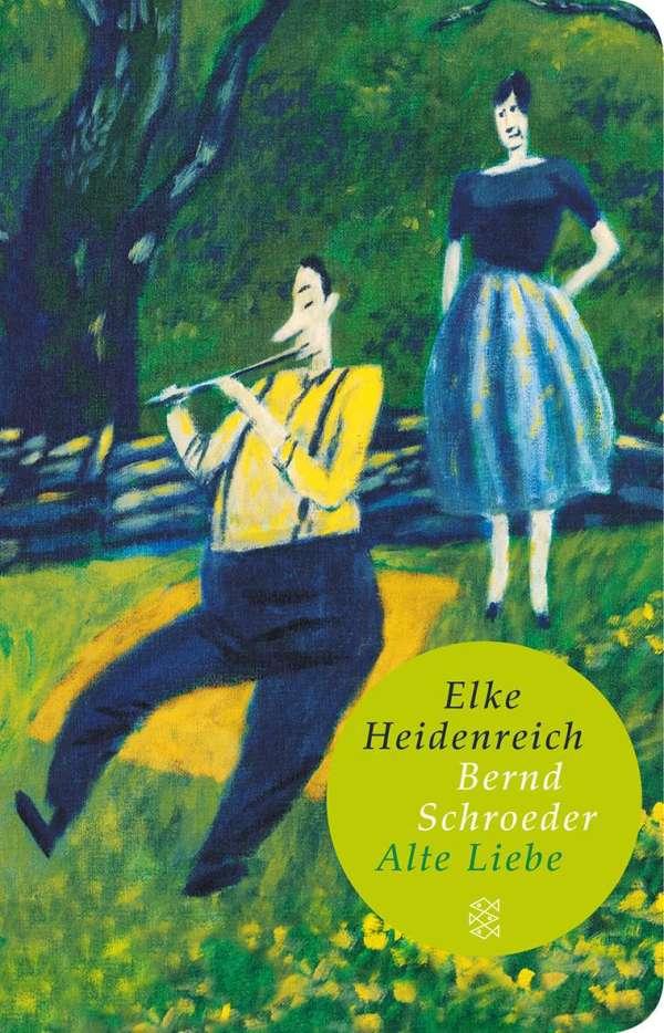 Elke Heidenreich: Alte Liebe, Buch