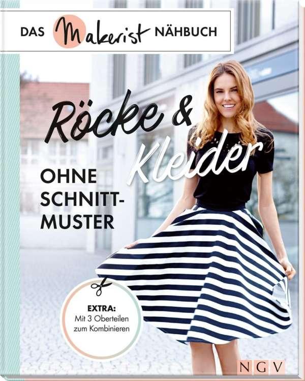 Röcke und Kleider ohne Schnittmuster - Yvonne Reidelbach (Buch) – jpc