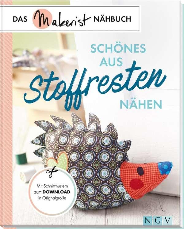 Schönes aus Stoffresten nähen - Susanka Brückner (Buch) – jpc