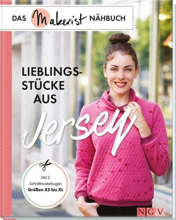 Lieblingsstücke aus Jersey - Yvonne Reidelbach (Buch) – jpc