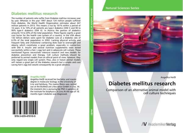 thesis on diabetes mellitus research