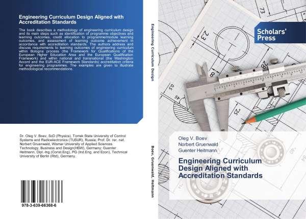 Engineering Design Curriculum : Engineering curriculum design aligned with accreditation