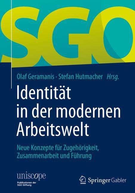 Identität in der modernen Arbeitswelt, Buch