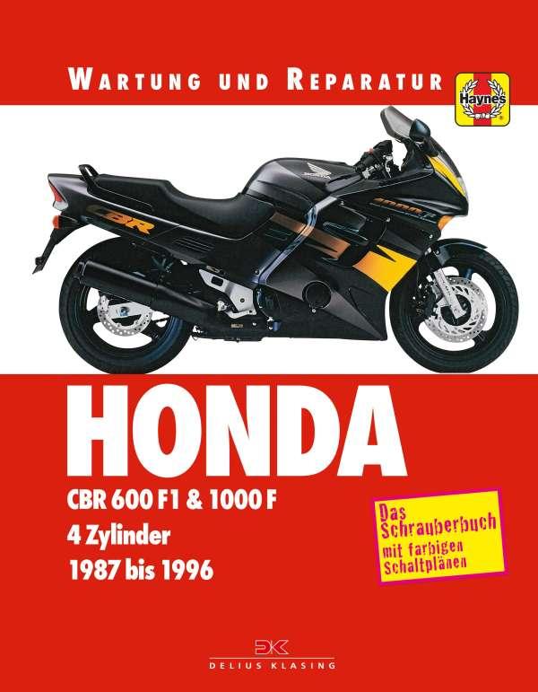 Honda CBR 600 F & 1000 F - Matthew Coombs (Buch) – jpc