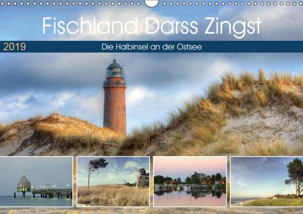 steffen gierok fischland dar zingst die halbinsel an der ostsee wandkalender 2019 din a3. Black Bedroom Furniture Sets. Home Design Ideas