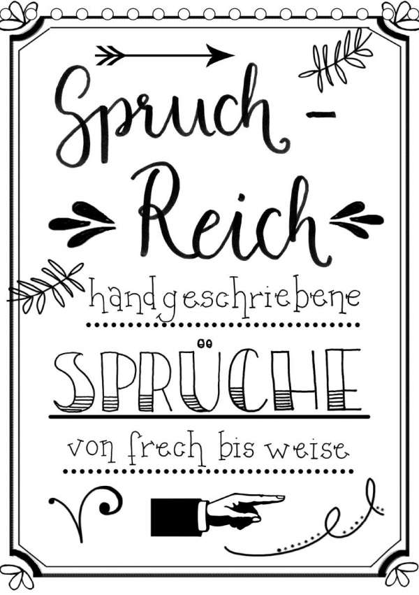 Christine B B Müller Spruch Reich Handgeschriebene Sprüche Von Frech Bis Weise Tischkalender 2020 Din A5 Hoch