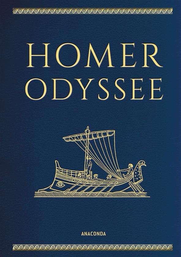 Odyssee (Cabra-Ledereinband) - Homer (Buch) - jpc